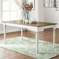 Better Homes & Gardens Harvest Lane Dining Table, Multiple Finishes