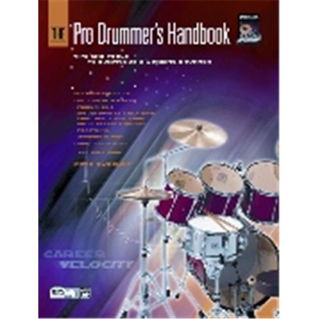 Alfred 00-19432 The Pro Drummer s Handbook Music Book by Alfred
