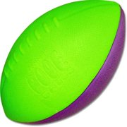 """POOF Indoor Outdoor 9 1 2"""" Foam Football (Colors Vary) by Poof Toy Products"""