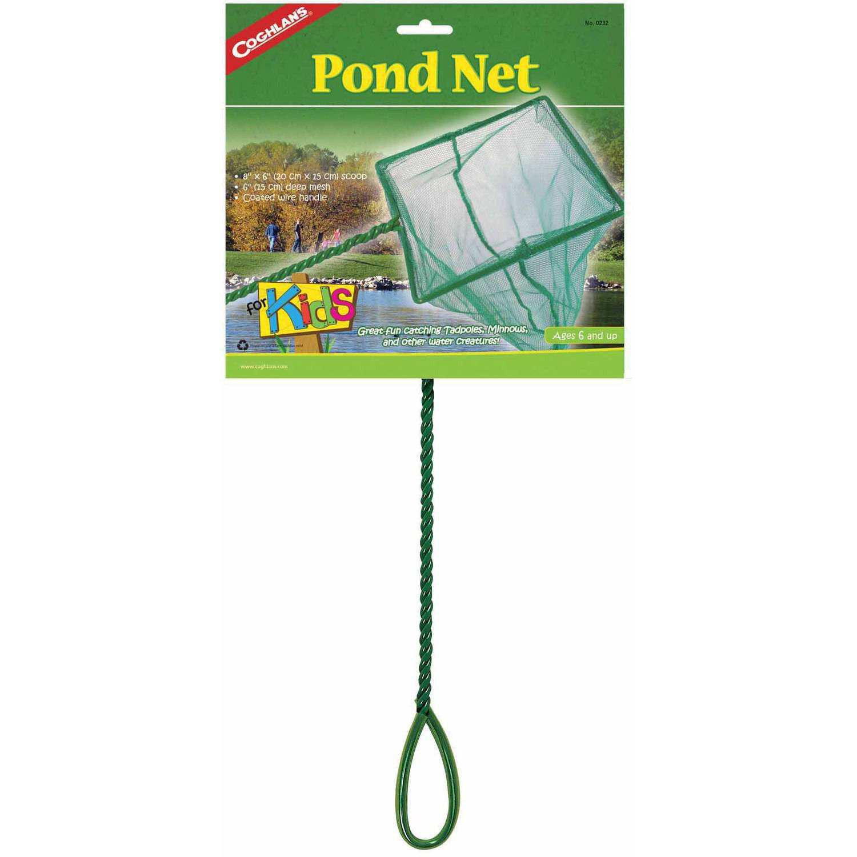 Coghlan's Pond Net for Kids