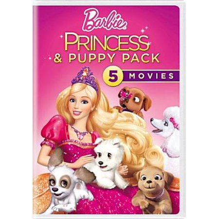 Barbie Princess & Puppy Pack - A Halloween Puppy Full Movie Online