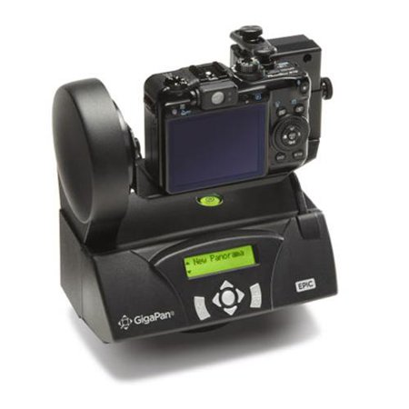 GigaPan Epic Robotic Panohead - for Compact Point & Shoot Digital -