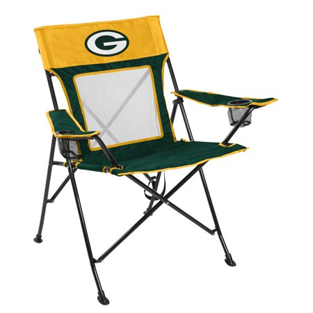 Rawlings NFL Gamechanger Chair, Green Bay Packers (Green Bay Packers Party Decorations)