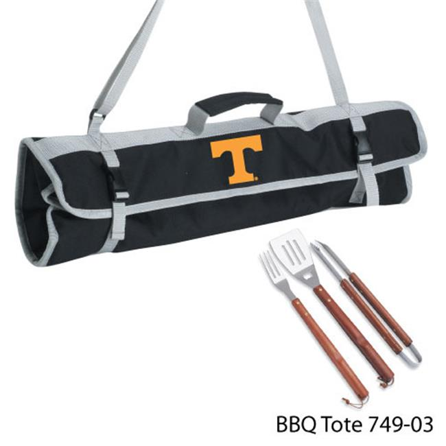 DDI 1481345 Tennessee University Knoxville 3 Piece BBQ Tote Case Of 8