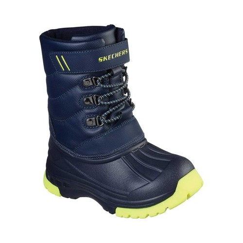 Boys' Skechers Snow Slopes Winter Boot
