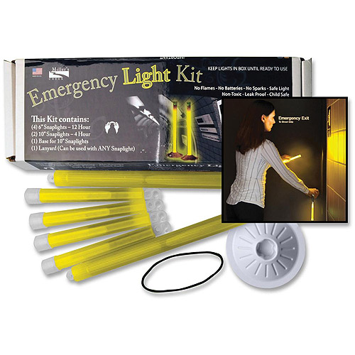 Miller's Creek Office Emergency Light Kit