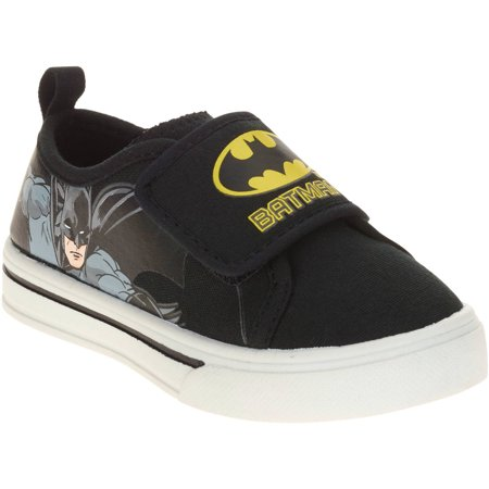 Batman Toddler Boys Canvas Casual Shoe