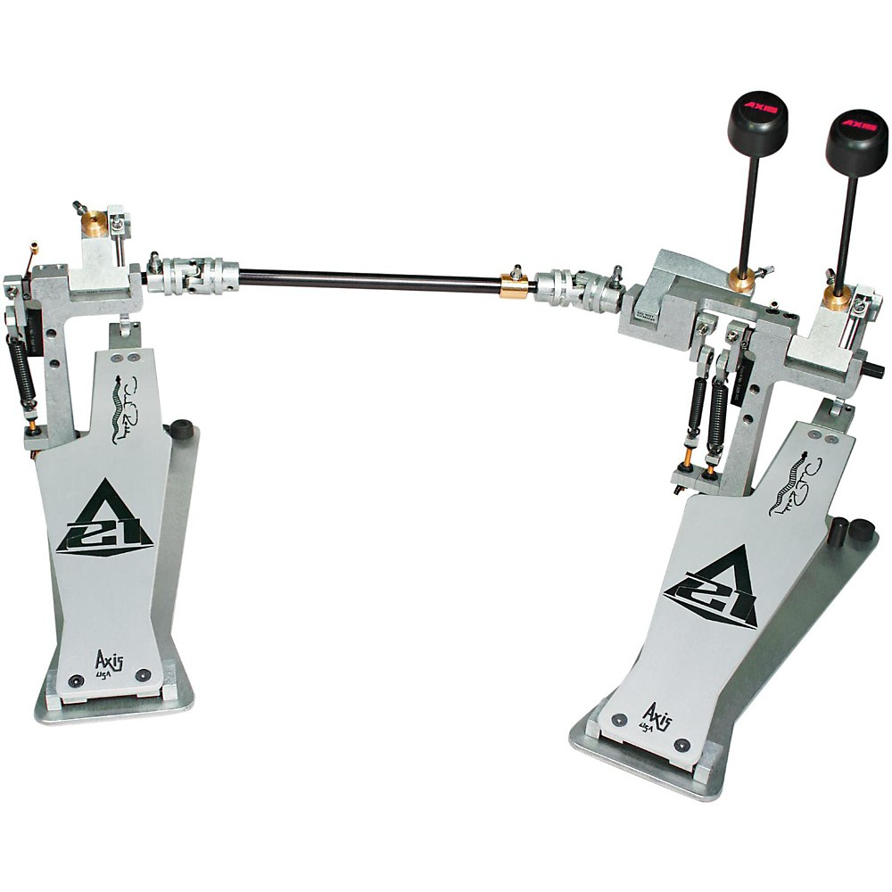 Axis Derek Roddy Signature Edition A21 Double Bass Drum Pedal by Axis