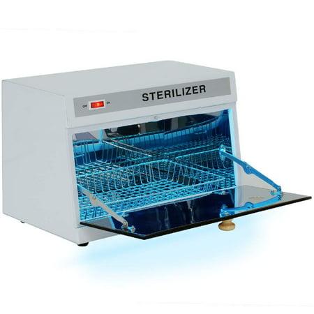 Jbj Uv Sterilizer (Salon Sundry Professional Tabletop Ultraviolet UV Tool Sterilizer Cabinet)