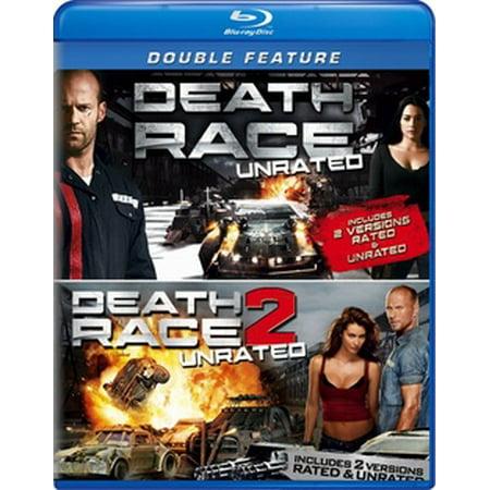 Death Race / Death Race 2 (Blu-ray) (Halloween Ii 2017 Deaths)