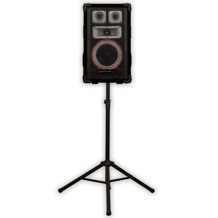 Technical Pro VMPR8 Passive Speaker and Stand 700 Watts DJ PA Karaoke Studio VMPR8ST