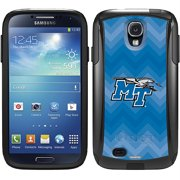 Middle Tennessee State Line Chevron Design on OtterBox Commuter Series Case for Samsung Galaxy S4