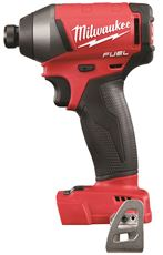 Milwaukee M18 Fuel Hex Impact Driver, 1 4 In., Tool Only by Milwaukee Electric Tool