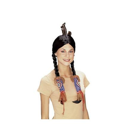 Pocahontas Wig Rubies 51110 - Diy Pocahontas Costume Ideas
