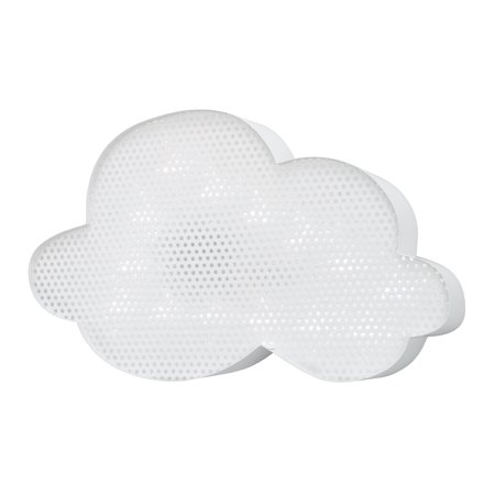 NoJo Lighted Wall Décor White Cloud
