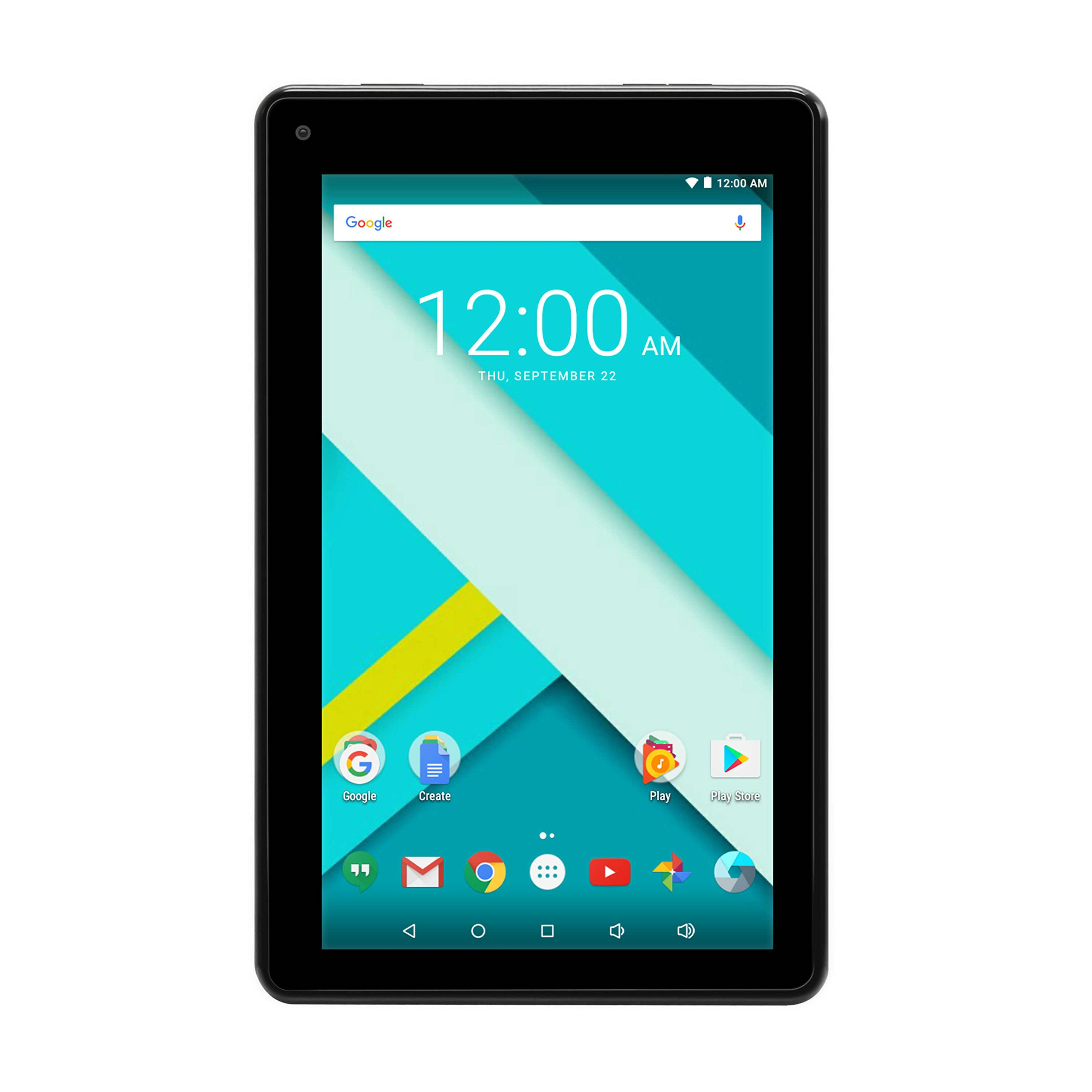 "Voyager III RCA 7"" 16GB Tablet Android"