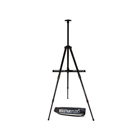 ROXSTAR STUDIO Display Easel with Bag for Table Top and Floor 34 INCH  DISPLAY AREA
