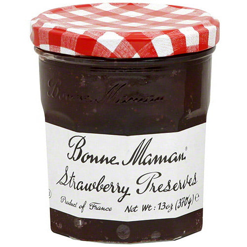 Bonne Maman Strawberry Preserves, 13 oz (Pack of 6) by Generic