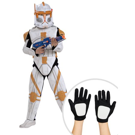 Clone Trooper Girl (Deluxe Clone Trooper Commander Cody for Child and Kid's Star Wars Clone Trooper)
