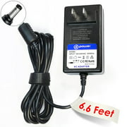 T-Power ((6.6ft Long Cable)) Ac Dc adapter for Kicker BT2 41iK5BT2 41IK5BT2V2 Amphitheater Wireless Bluetooth Stereo Audio Portable Speaker System Docking Station Charger Power Supply Cord