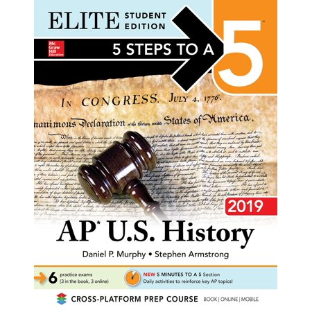 5 Steps to a 5: AP U.S. History 2019 Elite Student - Halloween History For Students