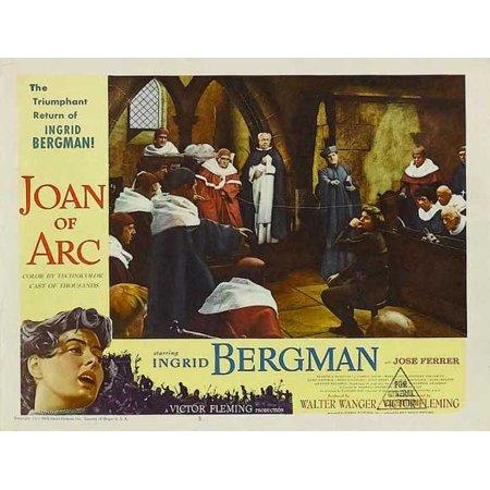 Joan of Arc POSTER Movie J Mini Promo - Arc Promo Code