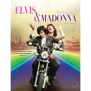 Elvis & Madonna by BREAKING GLASS