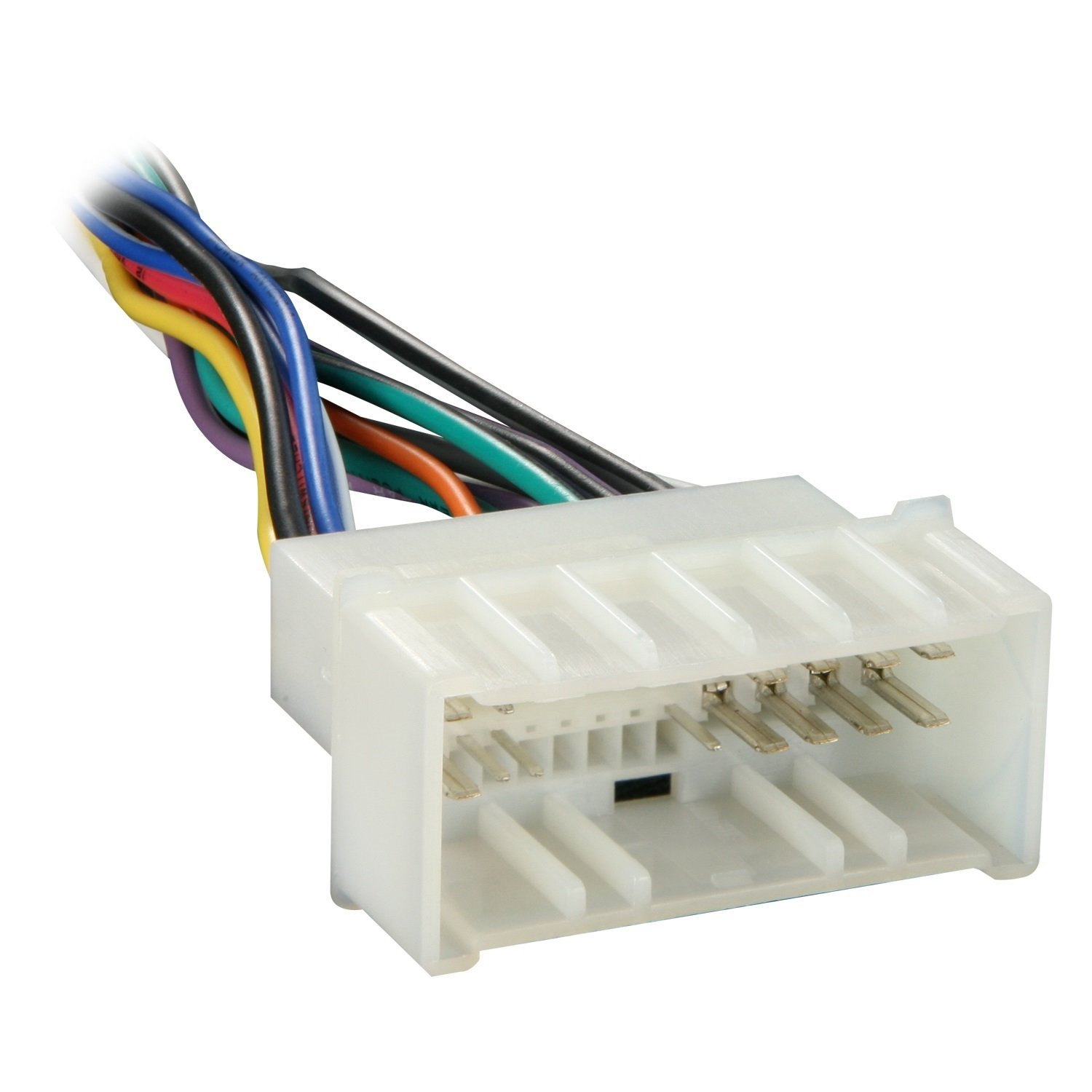 70-1004 Radio Wiring Harness for 04-Up Kia/06-Up Hyndai, Plugs into Car  Harness By Metra - Walmart.com