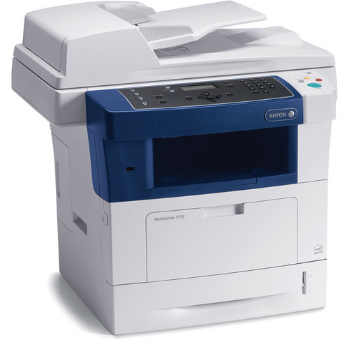 XEROX WORKCENTRE 3550X ALL-IN-ONE LASER PRINTER / SCANNER / COPIER / FAX - REFURBISHED BY XEROX