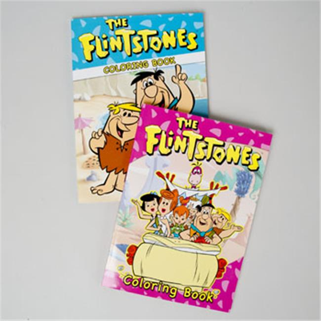 Regent Products 6051 Color & Activity Book Flintstones