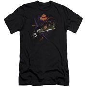 Night Ranger 7 Wishes Mens Slim Fit Shirt