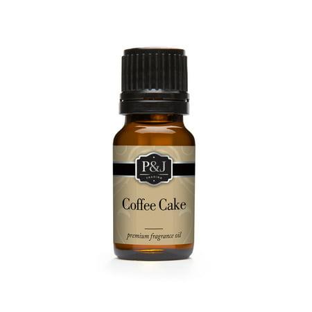 Coffee Cake Fragrance Oil - Premium Grade Scented Oil - 10ml