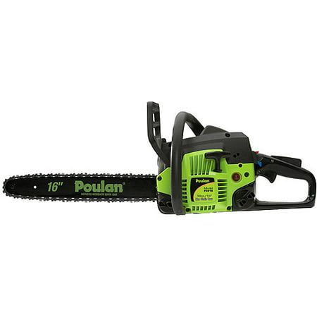 Poulan 3816 16u0022 Gas-Powered Chain Saw