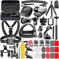 Neewer 53-in-1 Kit for GoPro Hero 4 1 2 3 3+ SJ4000/5000/6000/7000