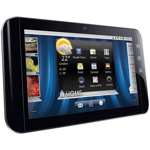 "Dell Streak 7"" Touchscreen Tablet PC, Gray"