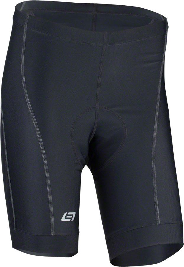 Bellwether Men's Criterium Cycling Short: Black LG by Bellwether