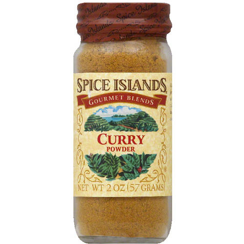 Spice Islands Curry Powder, 2 oz, (Pack of 3)