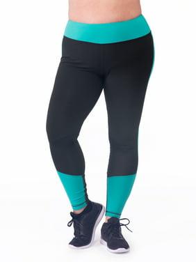 59472e230e99dd Womens Plus Activewear Leggings, Pants & Capris - Walmart.com