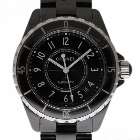 Pre-Owned Chanel J12 H0685 Ceramic Women Watch (Certified Authentic & Warranty)