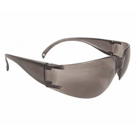 Safety Glasses Mirage USA Smoke Frame and Lens, Order of 12, Quantity in Order: 1 Pair Safety Glasses By (Order Glasses Frames)
