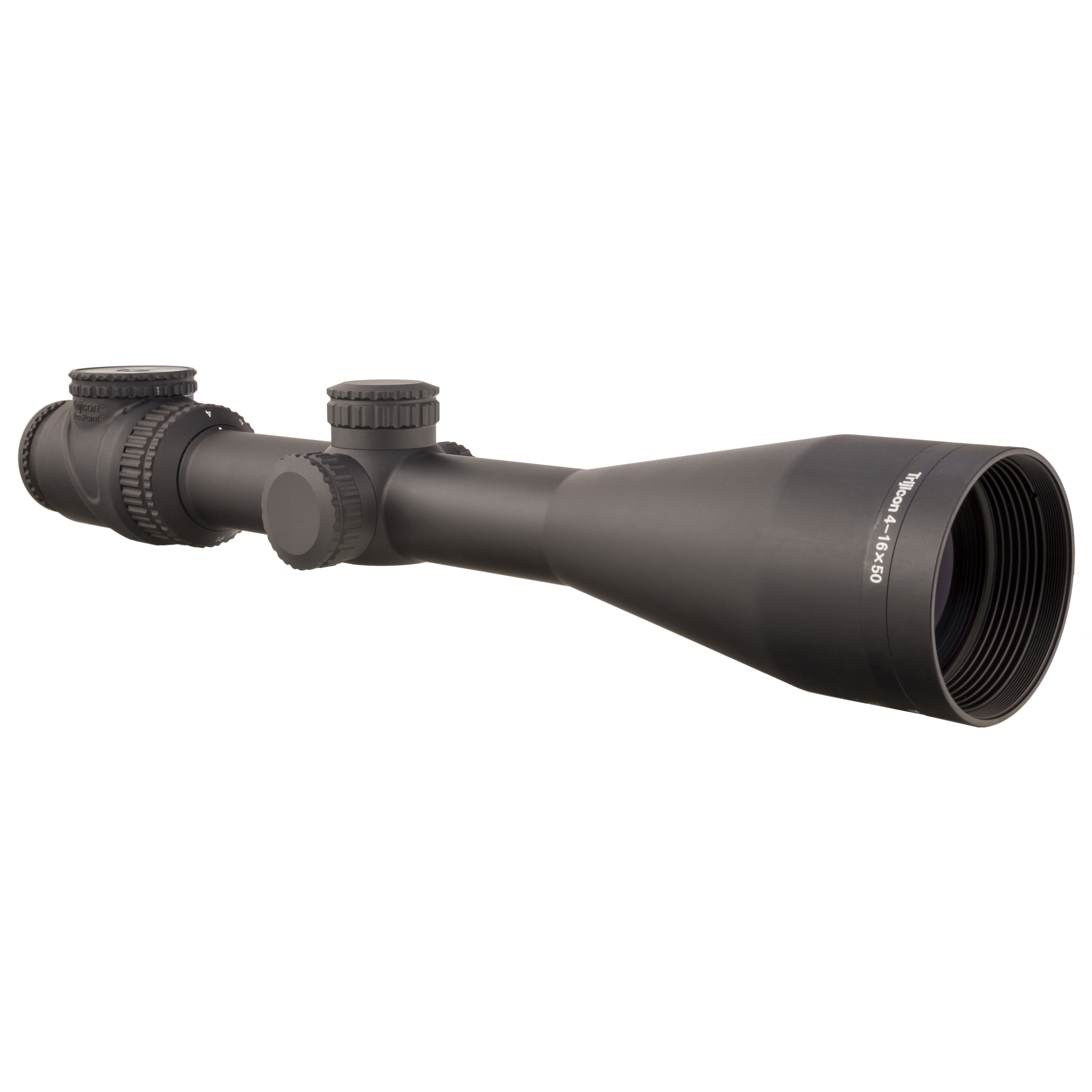 Click here to buy Trijicon AccuPoint 4-16x50mm Riflescope 30mm Tube, with BAC, Green Triangle Post Reticle, Black by Trijicon.