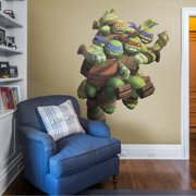 Fathead Teenage Mutant Ninja Turtles: Heroes in a Half Shell - Huge Officially Licensed Nickelodeon Removable Wall Decal