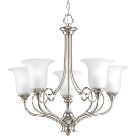 Kensington Collection Five-Light Chandelier
