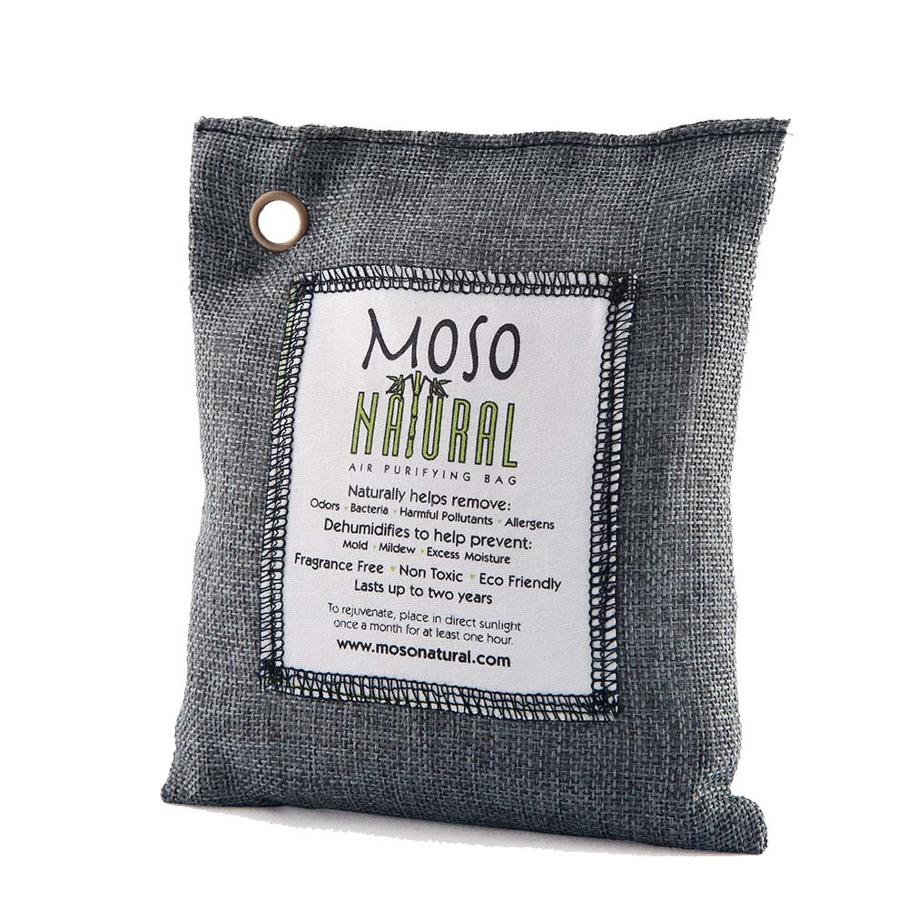 Moso Natural Air Purifying Bag Charcoal 7 05 Oz