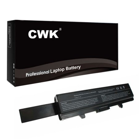 - CWK® 7800mAh 9 Cell New High Capacity Battery for Dell Inspiron 1440 1750 17 J415N G555N K450N 0F972N Dell Inspiron 1526 312-0625 G555N M911G X409G RN873