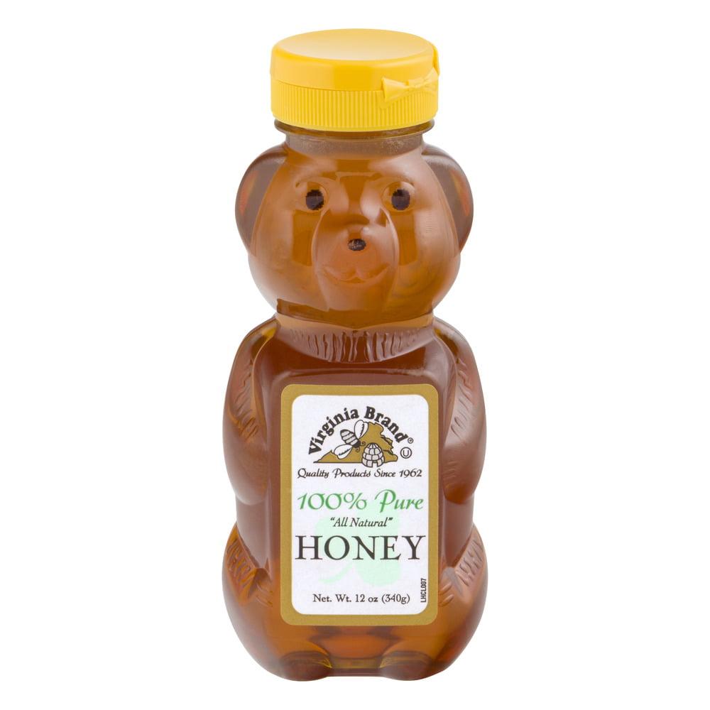 (11 Pack) Virginia Brand Honey 12oz