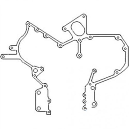 Timing Cover Gasket, New, Case IH, 675813C2, International