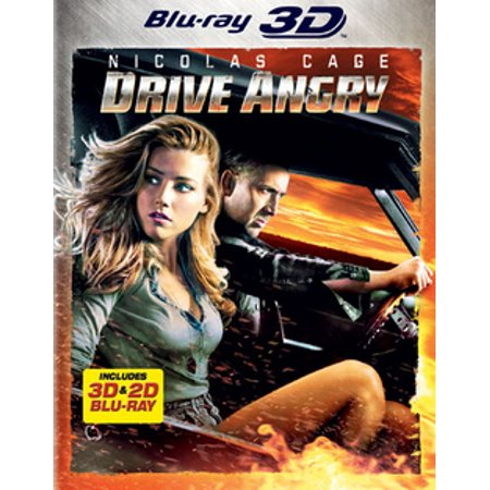 Drive Angry (Blu-ray) (Best Internal Blu Ray Drive For Ripping)