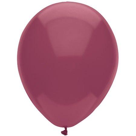 Burgundy Balloons (American Balloon Company Burgundy Balloons 12 Inch Latex Balloons 15)