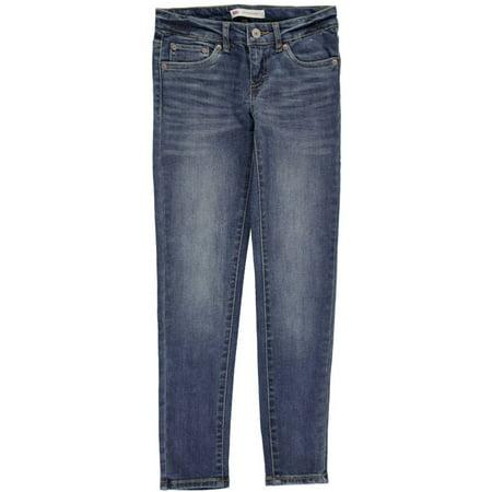 Levi's - 710 Super Skinny Jean (Little Girls & Big Girls ...